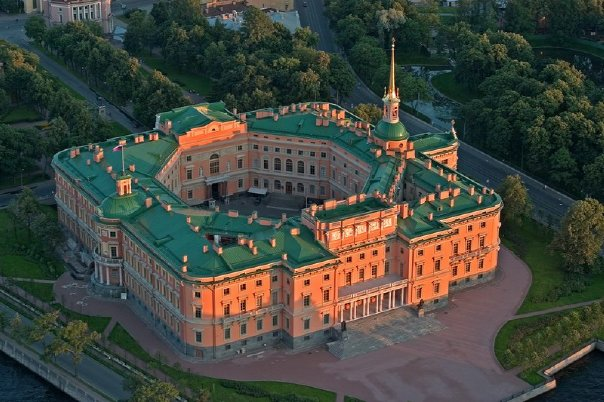 Mikhailovsky (Engineers') Castle.
